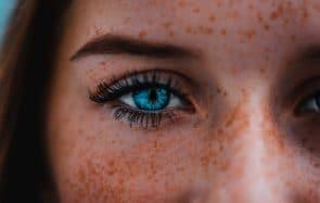 mascara pour les yeux sensibles