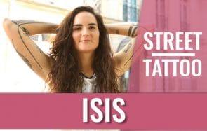 Isis remplit son corps de tattoos, style par style