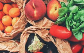 Qu'est-ce qu'on mange en août? Voici les fruits&légumes de saison!