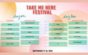 Viens générer ton festival de musique idéal!