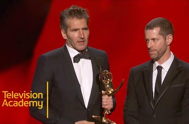 Les showrunners de Game of Thrones arrivent chez Netflix