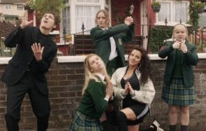 La saison 2 de Derry Girls est dispo sur Netflix !