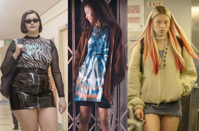4 looks inspirés de la série Euphoria, à copier tout de suite