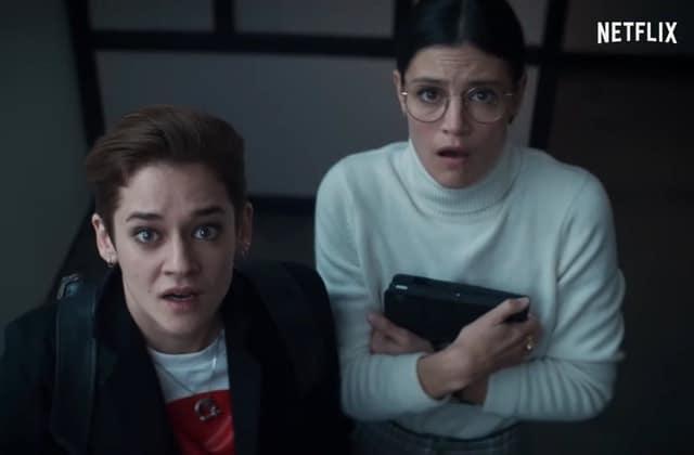 Marianne, la nouvelle série d'horreur Netflix made in France, est #DispoSurNetflix