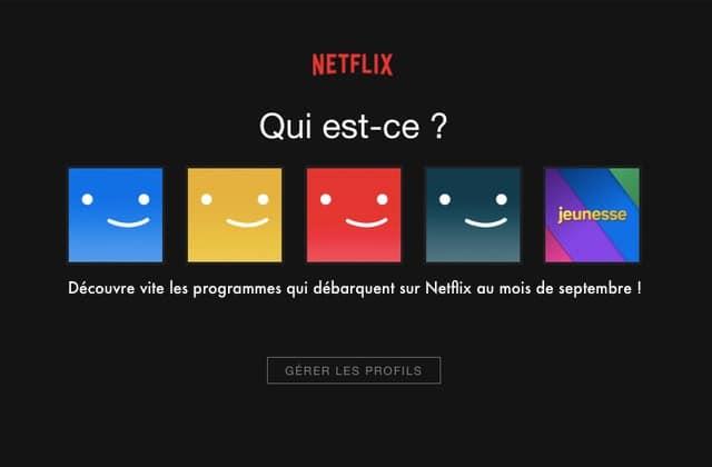 Ce qui arrive sur Netflix en septembre 2019