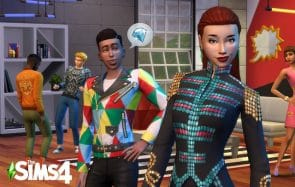 Interview avec Jeremy Scott sur la collaboration The Sims x Moschino