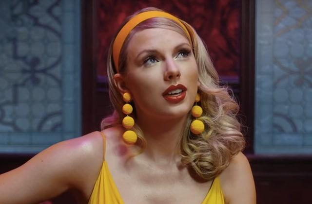 Finally! Taylor Swift sort son septième album, Lover.