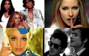playlist années 2000