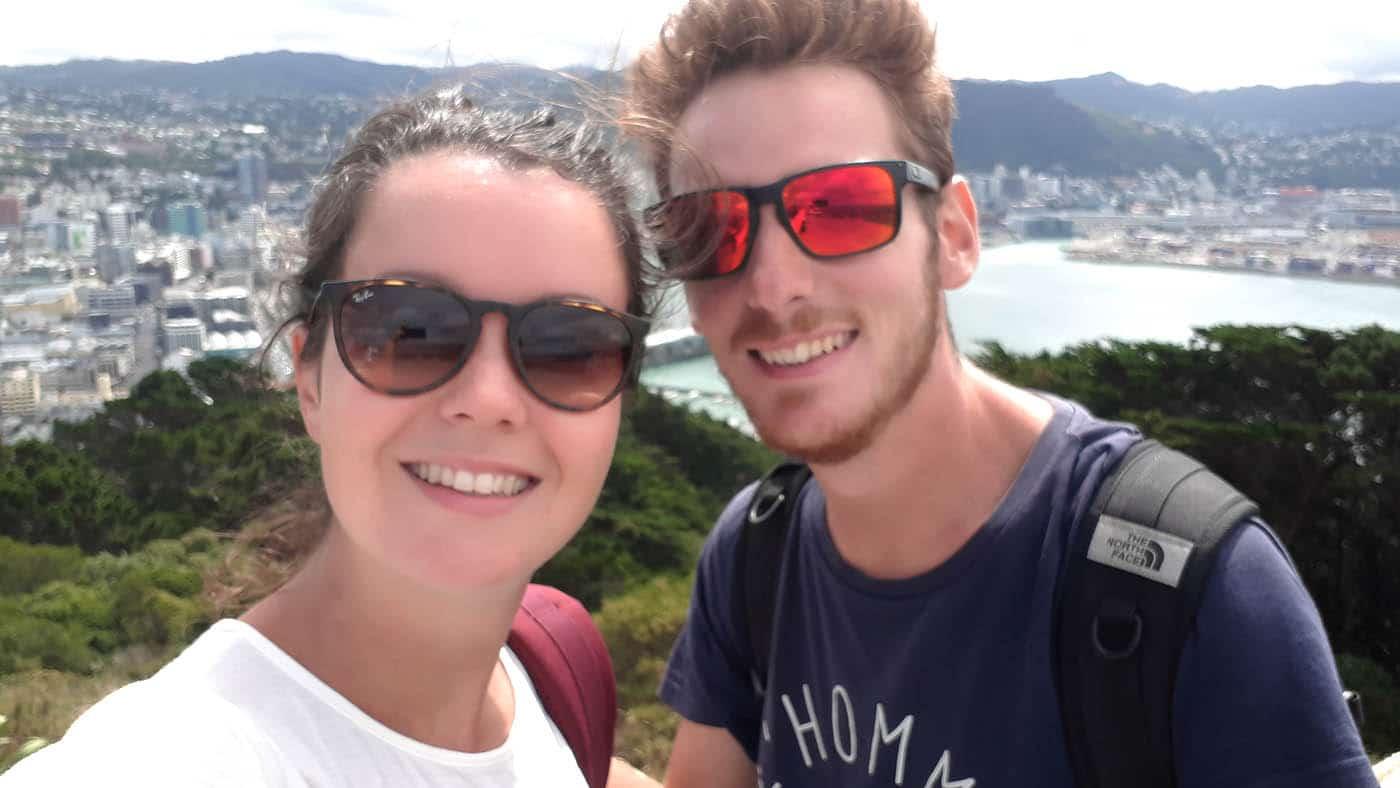 Manon et Thibault sont partis ensemble au bout du monde