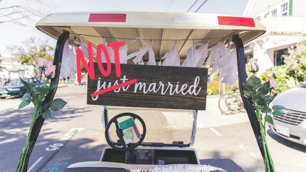 Pourquoi j'ai annulé mon mariage six mois avant