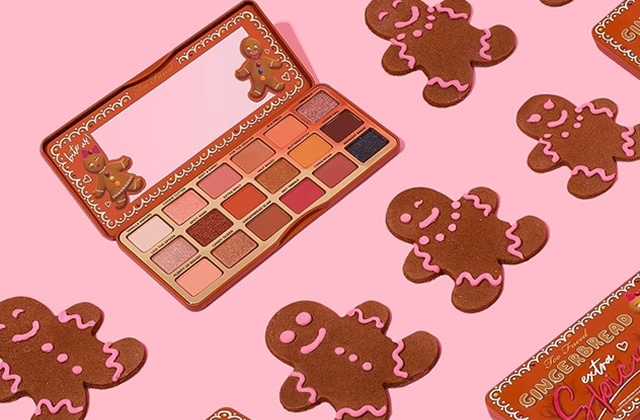 palette gingerbread too faced