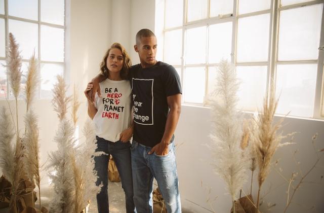 Une nouvelle collection de vêtements compostables est sortie chez C&A