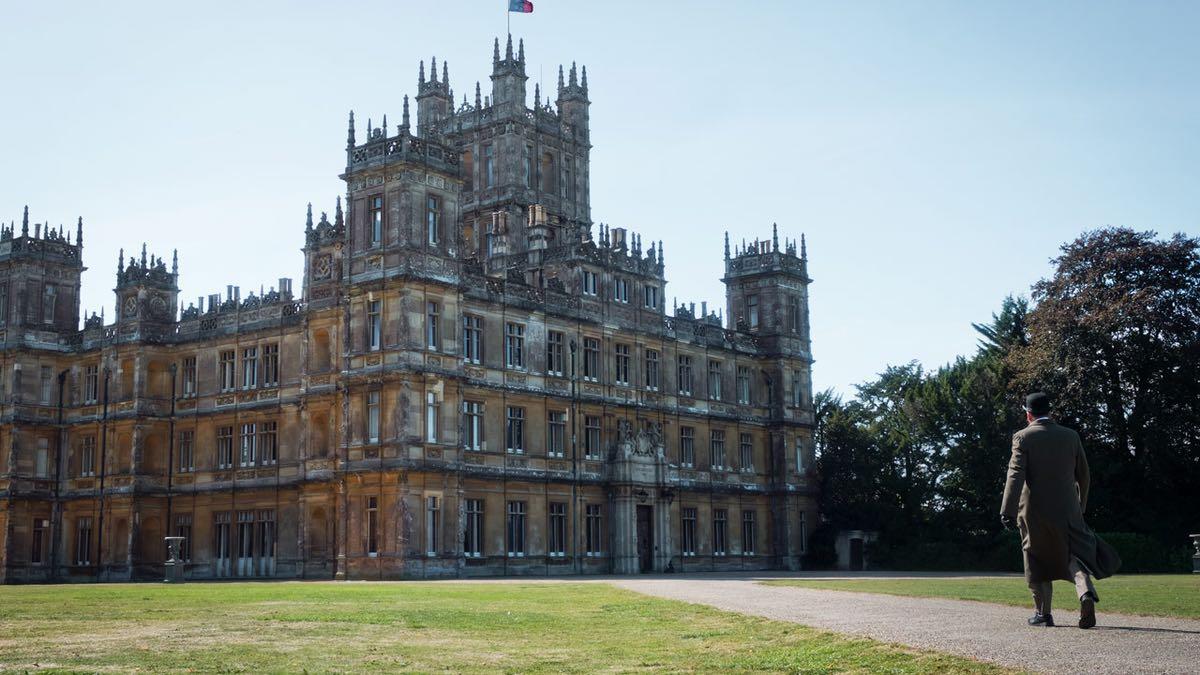 Un concours te propose de passer une nuit dans le château de Downton Abbey