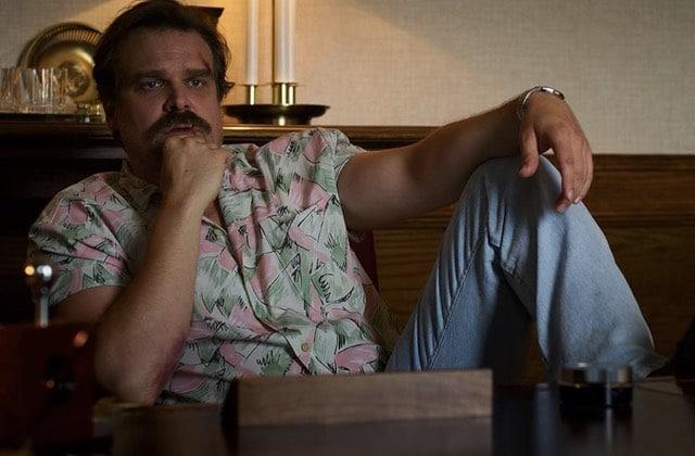 Rendre Hopper plus «viril» a gâché son personnage dans Stranger Things