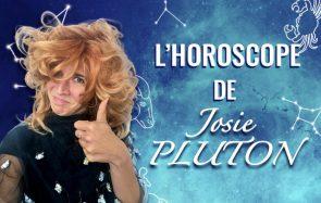Ton horoscope infaillible de janvier par Josie Pluton