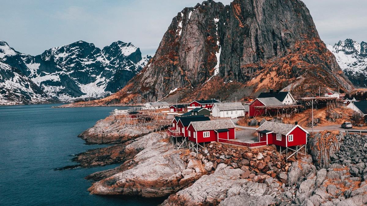 Je me suis installée en Norvège et ce n'était pas spécialement prévu