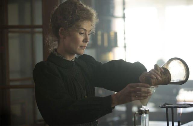 Radioactive, le nouveau film de Marjane Satrapi sur la vie de Marie Curie