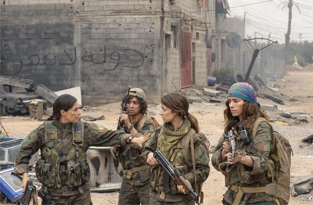 Pourquoi tu dois voir Sœurs d'armes, entre sororité et guerre civile