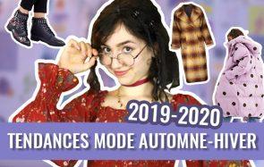 Toutes les tendances mode de l'automne/hiver 2019-2020