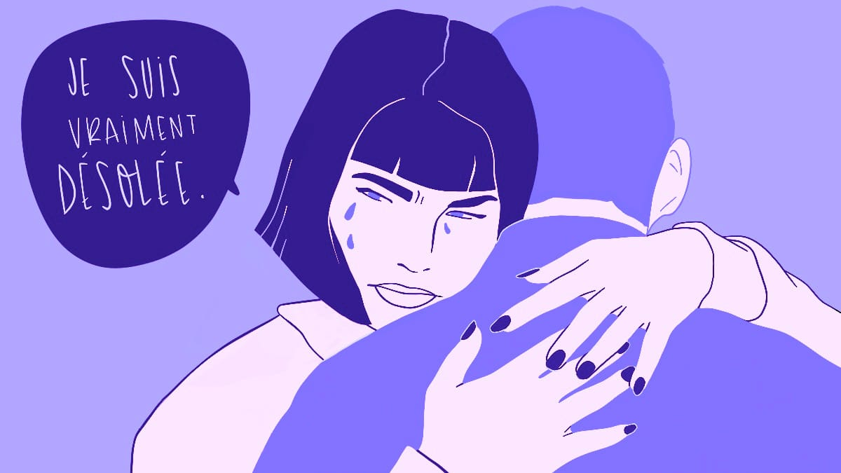 J'ai rompu avec mon copain, ça m'a donné foi en l'amour