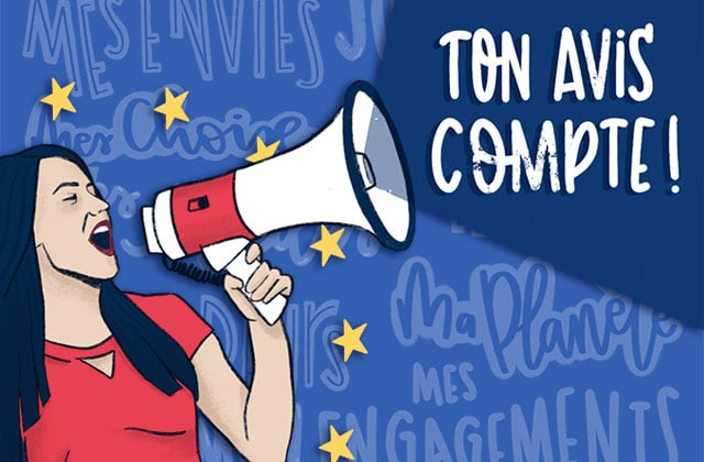 Derniers jours pour nous aider à améliorer la vie des Européennes !