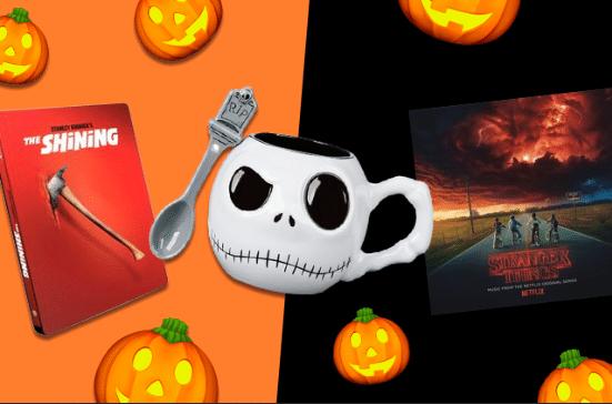 Cette déco pop-culture&horreur est parfaite pour Halloween