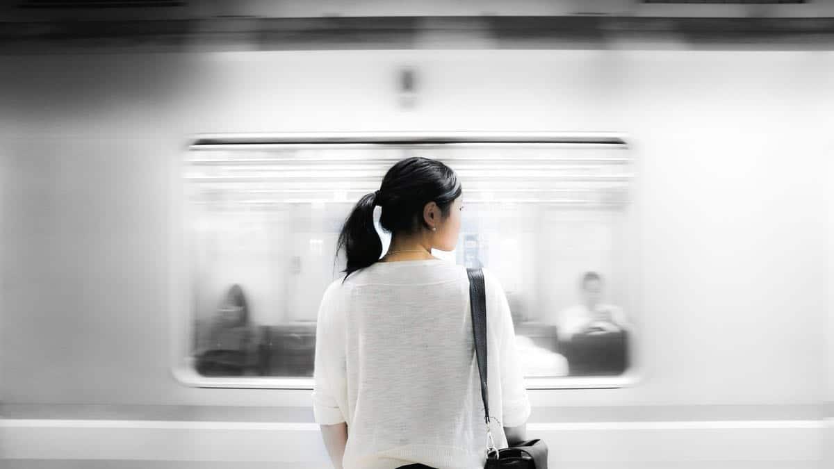 En France, 60% des femmes ont déjà subi une agression sexuelle dans les transports