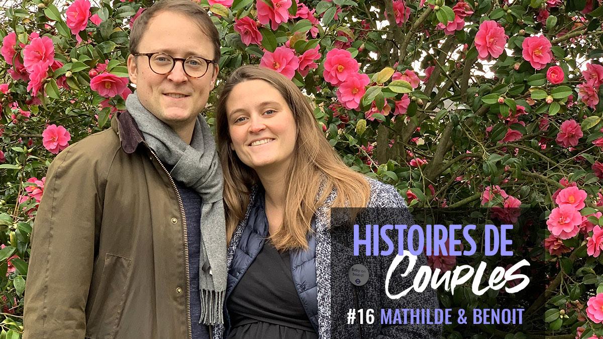 L'histoire de couple de Mathilde et Benoît confrontés au décès de leur fils à la naissance
