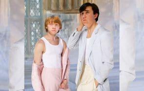 Quand les personnages d'Harry Potter s'habillent en Dior