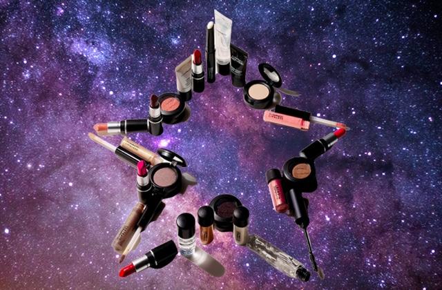 MAC cosmetics collection Noël