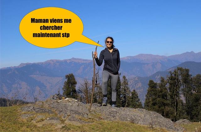 L'enfer : un trek dans l'Himalaya… avec le vertige
