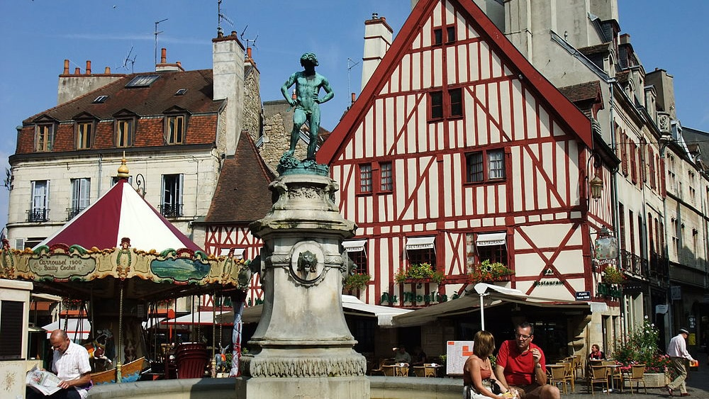 Que faire pendant un week-end à Dijon ?