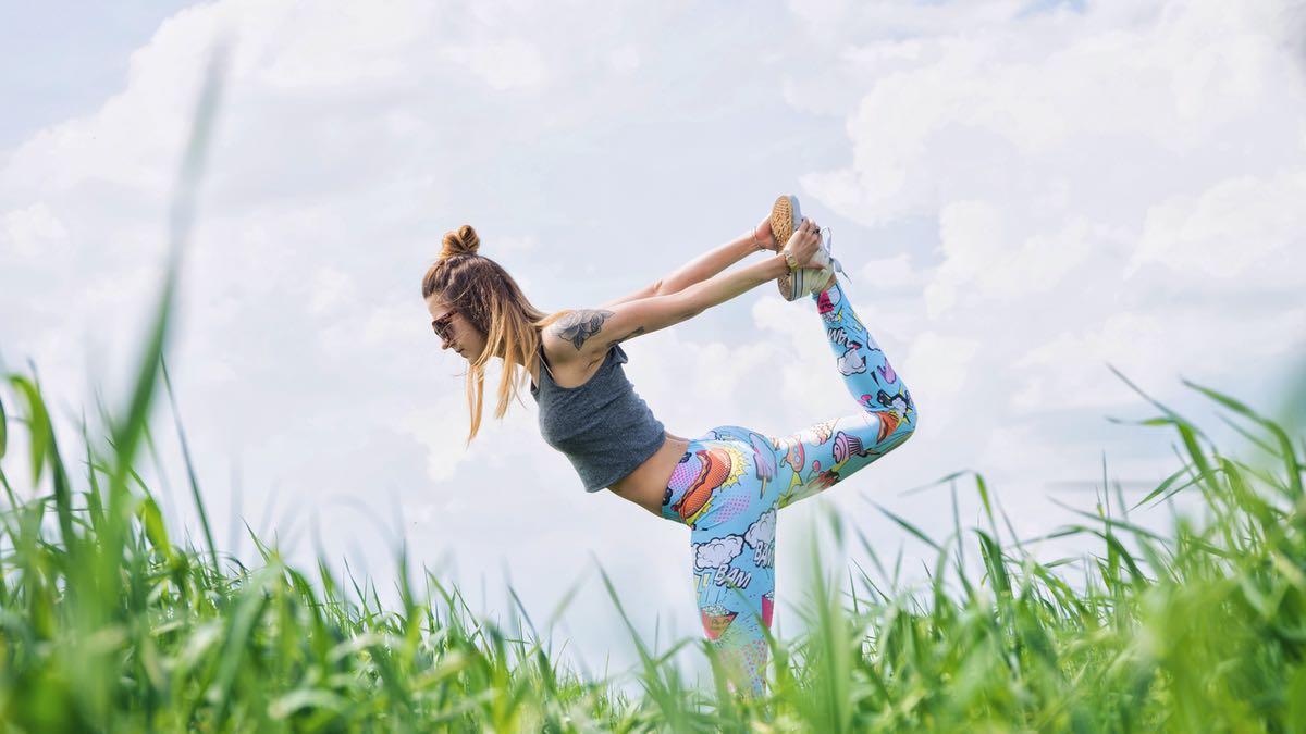 Je pensais que le yoga n'était pas fait pour moi, j'avais tort !