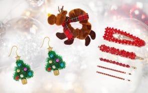 16 accessoires de Noël pour te mettre dans l'ambiance des fêtes