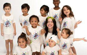Billie Eilish parle de sa collection enfant non-genrée