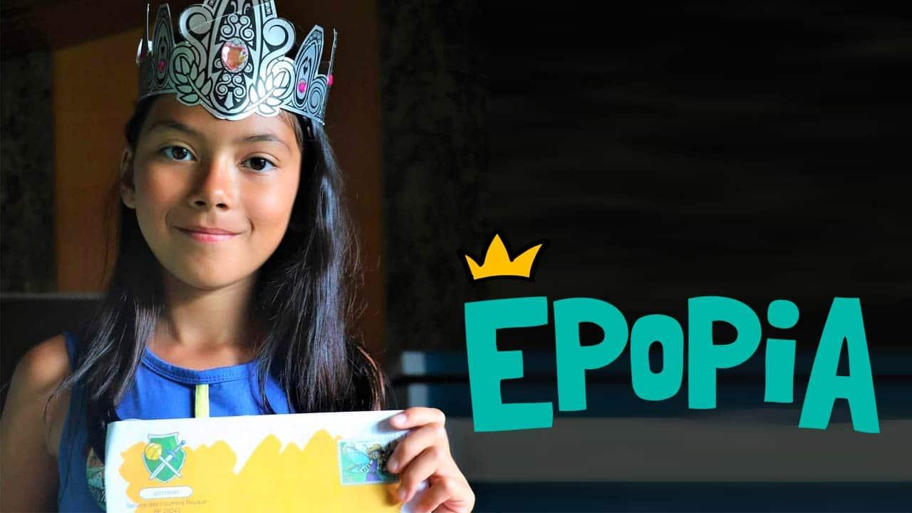 Epopia, le cadeau idéal à faire à tous les enfants rêveurs