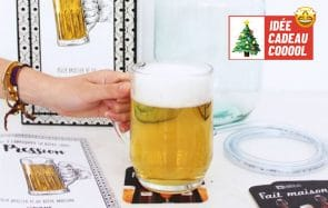 Un kit pour faire sa propre bière, l'idée cadeau cool du jour