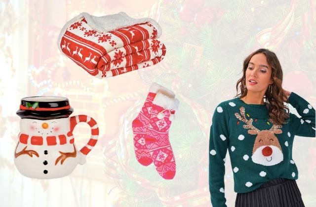 Le kit ultime de Noël pour être au summum du cosy au coin du feu
