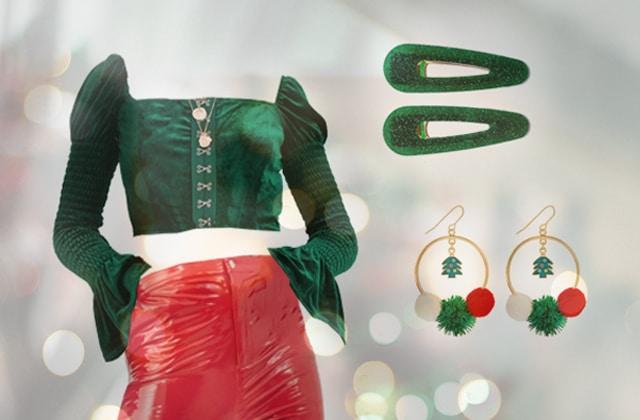 4 looks de Noël originaux (qui ne plairont pas forcément à ta Mamie)