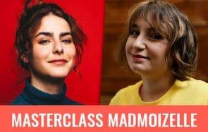 Marion Séclin a parlé féminisme et courage à la 1ère masterclass madmoiZelle !