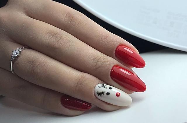 Les plus beaux nail arts d'Instagram à tester pour Noël