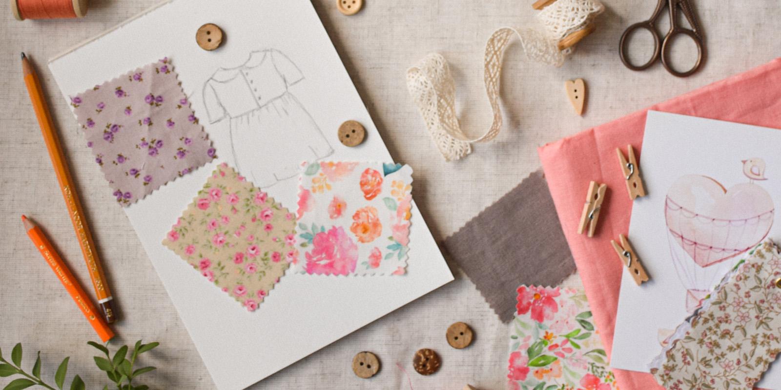 Vis mon job de modéliste textile dans la mode