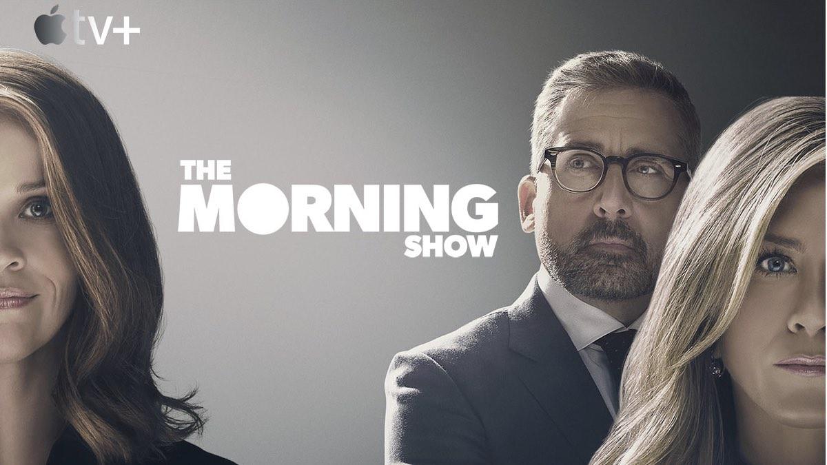 Il faut voir The Morning Show, la meilleure série post-#MeToo
