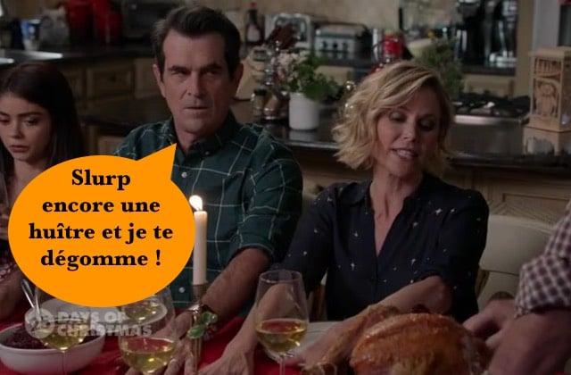 Les 5 plaies du dîner de Noël, de l'apéro aux cadeaux