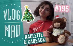 VlogMad n°195 — Jolie raclette et légumes moches