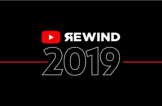 Tes vidéos préférées sont-elles dans le YouTube Rewind 2019 ?