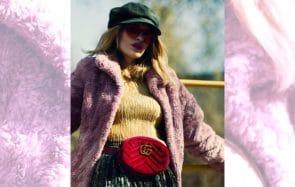 Comment t'amuser avec la mode, même en hiver!