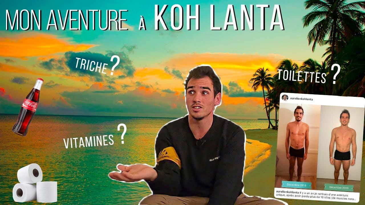 Toilettes, Coca, blessures & proches : les coulisses de Koh-Lanta 2019