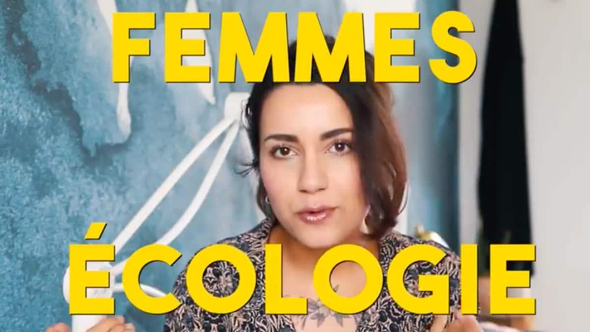 «J'en ai marre d'être écolo» : Coline questionne le lien entre féminisme et écologie sur YouTube