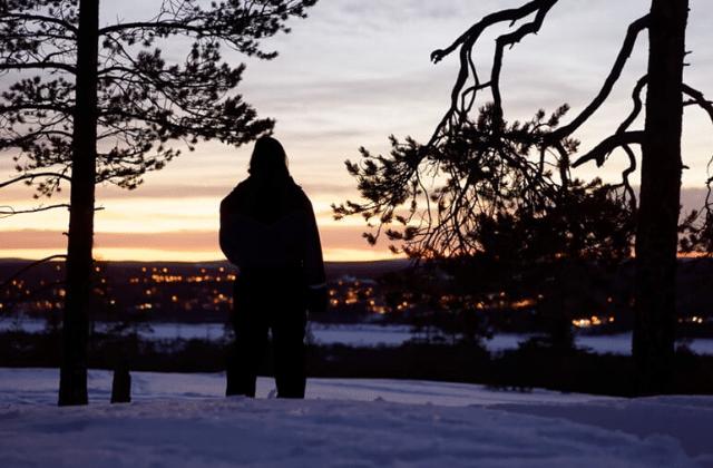 J'ai survécu à cinq mois de nuit en Finlande